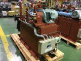 舶用油タンク装置ユニット