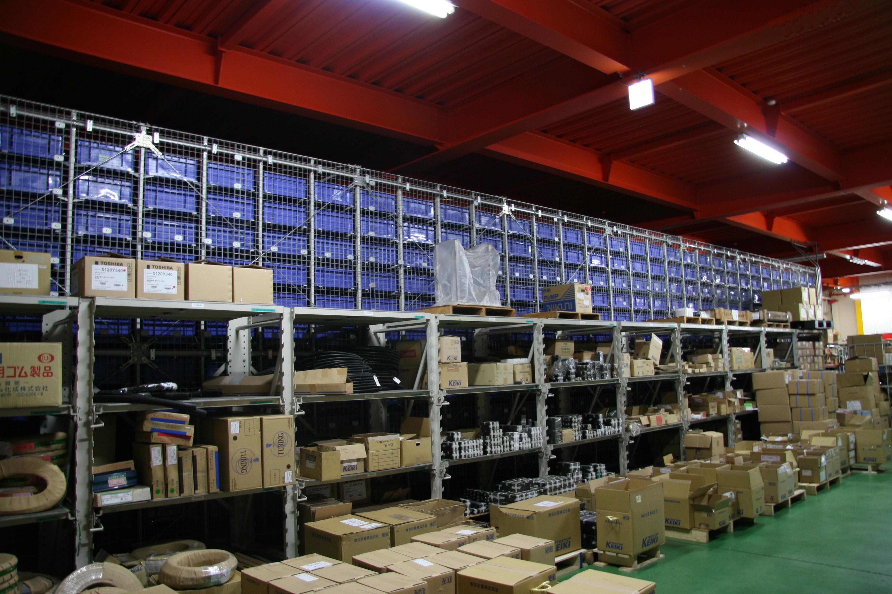 ケース自動倉庫