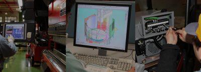 ユニット装置の3D設計から加工、塗装、電装、組み立てまで社内一貫対応