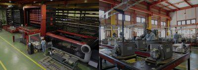 装置ユニットのOEM / ODM生産対応