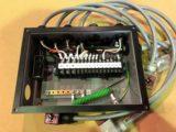 油圧タンク用端子ユニット 板金組立品