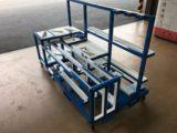 マテリアルハンドリング用 板金組立台車
