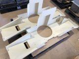 工作機械用 板金組立カバー